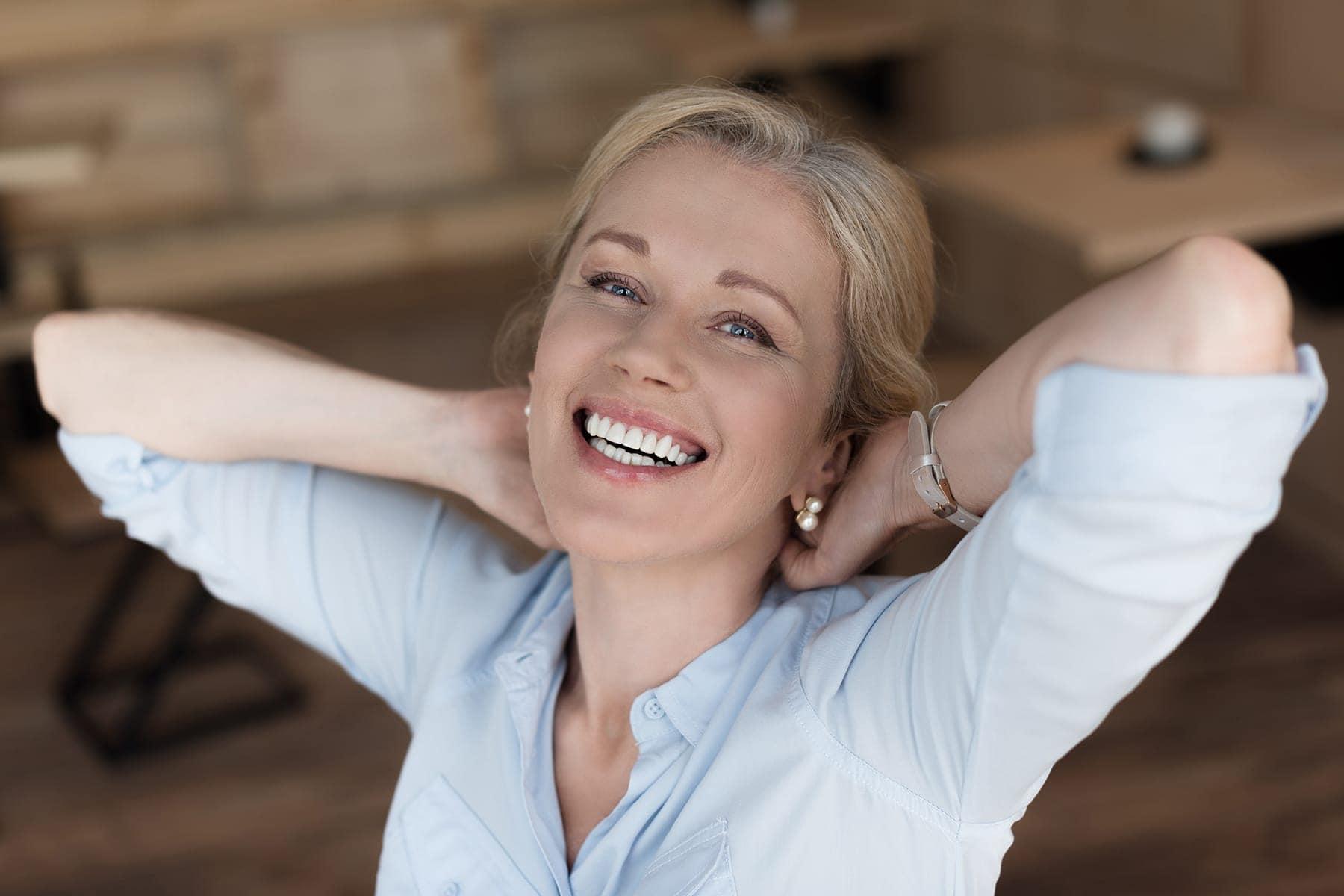 veneer dentures